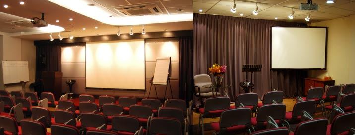 Fully Equipped Seminar | Training Rooms
